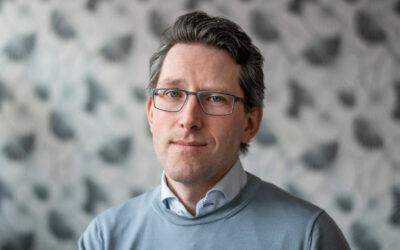 Lars Wedlin är Salas nya samhällsbyggnadschef